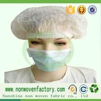 Hospital nonwoven fabric used clothing,medical used clothing
