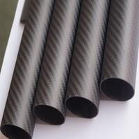 3k Tapered Carbon Fiber Tubes/Rods