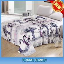 2015 home textile alibaba china express wholesale blanket microfiber paraguay for walmart