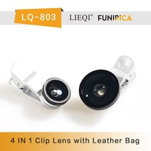 Camera android zoom lens mobile phone wallet package camera lens zoom lens for mobile phone