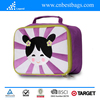 2015 HOT 600D polyester fashion kids insulated lunch bag