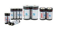 60pcs/box AA AAA 1.5V Carbon zinc Dry batteries