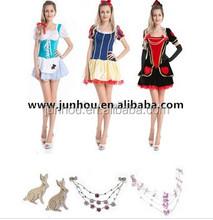 fancy dress junhou sexy party costume alice in wonderland costumeerotic lingerie