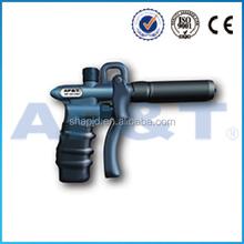 AZ1201 Ionizing air gun high pressure electrostatic light grey spray gun