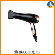 2 speed and 3 Heat Setting hair blowing high quality 2200W Professional Battery Ceramic Salon Hair Dryer