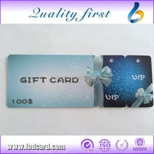 LBD Composite Debit Gift Card With 3 Part