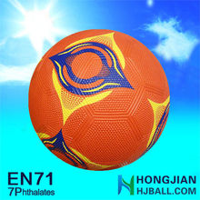 2015 cheap for sale pebble finish soccer balls NO.5 world cup soccer ball