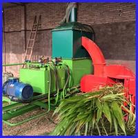 Factory price corn silage making machine, corn silage machine