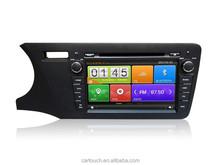 for Honda City 2014 LHD dvd car audio gps navigator