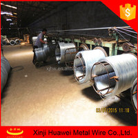 bwg 22 8kg and 6.0mm electro galvanized iron wire wholesale