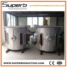 manufacturer price small smelting furnace for sale