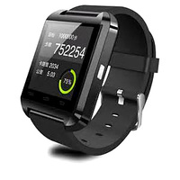 2015 best hot sell women watch phone with touch display