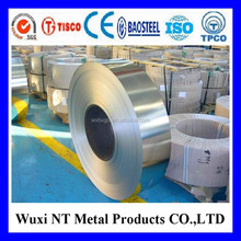 304 stainless steel strip cold rolled and hot rolloed from TISCO