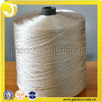 FDY,China 100% 1200D Polyester Yarn Mainly for Making Carpet and Curtain Lace
