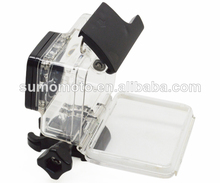 For GoPro Accessories Waterproof Skeleton Protective Housing Case with Lens for Gopro Hero 3 Waterproof Camera