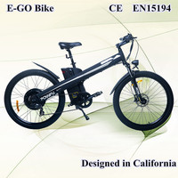 Seagull, hot sale green electric city bike 2015 new for sport