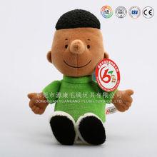 High qualtiy plush design Wholesale Soft Stuffed custom doll making factory For Kids Gift