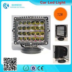 72W C-REE LED WORK LIGHT BAR COMBO LIGHT OF OFF-ROAD UTE TRUCK SUV
