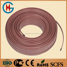 CE easy to fit heat tracing cable heat tracing cable heat resistance cable
