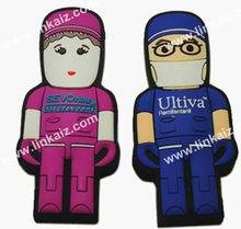 rubber Doctor Usb/nurse Usb flash drive For Medical Gifts,nurses pen