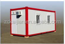 Cheap Container hotel room modular house/ mobile home/ container house