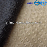 European Market Heat-resistant New PVC Raw Material Leather For Table Mat