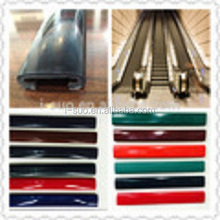 Discount value for money mulitcolour portable handrail for escalator parts