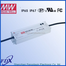 Meanwell HVG-150-48B 150W dimmable LED driver,hign bay light driver