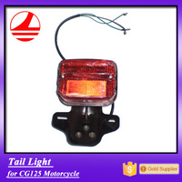 factory wholesale cheap quality CG125 motorcycle spare parts tail light