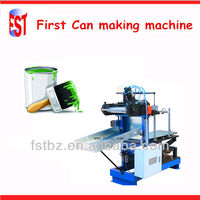 2 gal automatic tin paint can maker production line