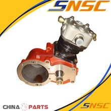 Weichai engine spare parts,for WD615,WP10,WD618 engine, 612600130043,air compressor