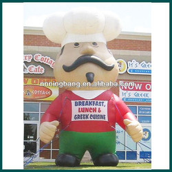 NB-CT2091 Ningbang advertising promotional outdoor inflatable cartoon for sale