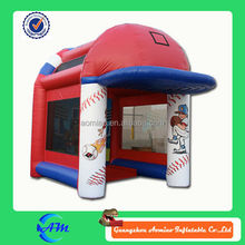 inflatable batting cage for sale inflatable baseball game cage for sale