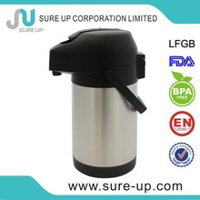 Tea and beverage roupas infantil wide mouth 2.2L thermos stainless coffee pot with handle(ASUQ)