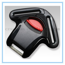 High quality baby car seat belt buckles seat belt strap adjuster