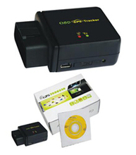 Obdii perseguidor de los gps cctr- 830 dispositivo de localización gps, el uso de alta sensibilidad& gsm módulo gps
