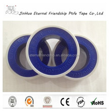 ptfe thread seal tape for high quality with blue spool and white cap