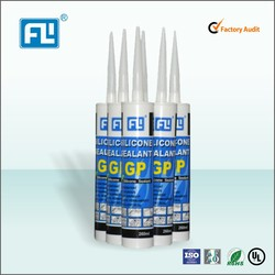 Fast curing structural silicone sealant for building material