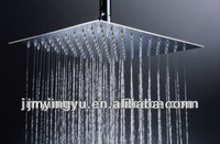 JFQ008CP-S luxury soft hot and cold shower head