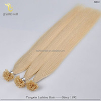 Private Label Golden Supplier Socap Glue No Shedding No Tangle No Dry 100% Human Hair v tip hair extentions