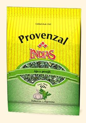 Provenzal condimento