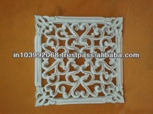 MDF CARVED WALL DECORE high quality with design well