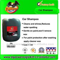 PE High Concentrated Car Wash Shampoo 20Ltr