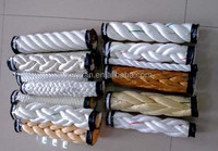 High strength wearproof nylon mooring rope