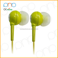 World Cup Promotional Items High Quality Colorful Plastic Headphone