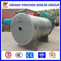 business industrial waste oil henan thermal oil boiler oil and gas equipment