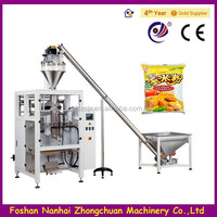 Fully Automatic Pillow Bag Corn Starch Packaging Machine