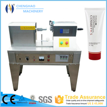 0-80MM Manual Ultrasonic Plastic Tube Sealing Machine for Cosmetic Plastic Tube Sealer, CE Approved, China Manufacturer