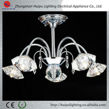 New products 2014 low ceiling chandelier