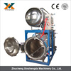 PLC control&fully automatic steam/spraying/water immersion type sterilization machine